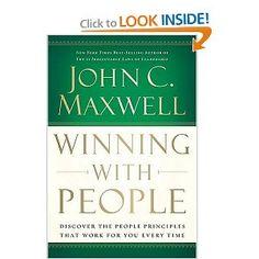 Winning With People - John C. Maxwell