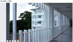 balcony, screen, walkway
