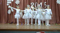 "Танец ""Звездочки"" Christmas Dance, Girl Dancing, Diy And Crafts, Musicals, Flower Girl Dresses, Wedding Dresses, Youtube, Amazing Facts, Happy New Year"