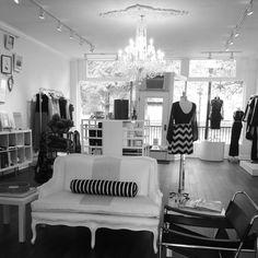218 Retail Boutique Interior