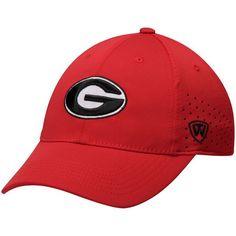 Georgia Bulldogs Top of the World Jock II 1Fit Flex Hat - Red - $22.99