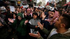 Arabs took to social media and the streets to protest a trial currently taking place in Ramallah, against four terrorists residents of the Palestinian Authority, who are being held in Israel. Start…
