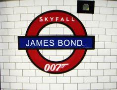 #Underground #JamesBond