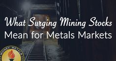 Top #Silver #Mining CEO Sees Silver Outperforming #Gold by Factor of 7 | Money Metals Exchange