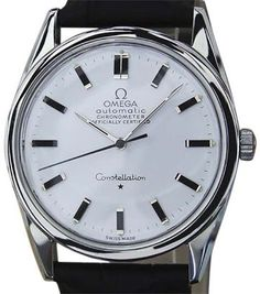 「omega automatic chronometer officially certified constellation 1960」の画像検索結果