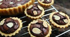 New Dessert Recipe, Healthy Dessert Recipes, Baking Recipes, Snack Recipes, Pastry Recipes, Pie Brownies, Brownie Cookies, Sugar Free Cookies, Sugar Cookies Recipe
