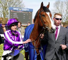 """""""Galileo has sired the last 3 winners of the G1 Fillies' Mile @NewmarketRace Rhododendron, Minding & Together Forever!"""