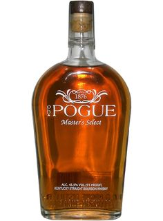 Old Pogue Master's Select Kentucky Straight Bourbon Whiskey | @Caskers