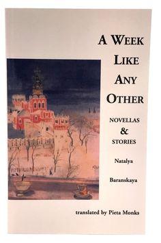 A Week Like Any Other Natalya Baranskaya Soviet Union Russian Literature Moscow