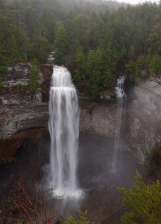 ✯ Tennessee - Fall Creek Falls