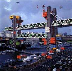 ALAIN BUBLEX Plug-in city Brest (2000) - FDAC91