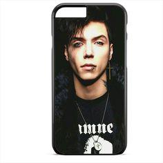 Andy Biersack Black Veil Brides Vocalist TATUM-766 Apple Phonecase Cover For Iphone SE Case