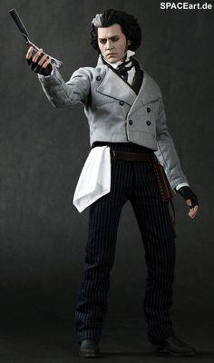 Sweeney Todd: Sweeney Todd - Deluxe Figur, Fertig-Modell, http://spaceart.de/produkte/swt001.php