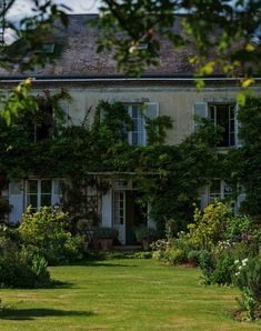 My French Country Home, French Farmhouse, French Style House, English Country Manor, Garden Cottage, Home And Garden, Cottage House, Cottage Living, Shabby Cottage