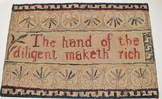 107 best history of hooked rugs images in 2019 vintage rugs rug