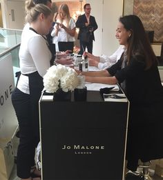 Treat yourself to a complimentary Hand and Arm Massage with @jomalonelondon situated on the Second Floor, Centre Dome #Focus16