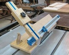45 degree jig - ideal for box making, etc.