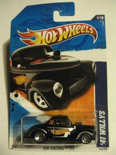 Hot Wheels '41 Willys