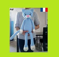 Chat Crochet, Crochet Patterns Amigurumi, Knitting Patterns, Unicorn Pattern, Cat Pattern, Crochet Hook Sizes, Crochet Hooks, Creative Bubble, Crochet Basics