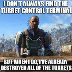 Best Game Memes : Or when you pick a lock on a safe then find the computer terminal two feet away … Fallout 3, Fallout Funny, Fallout New Vegas, Fallout Tips, Fallout Comics, Fallout Cosplay, Video Game Memes, Video Games Funny, Funny Games