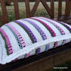 The Homestead Survival | Crochet Tulips In Snow | http://thehomesteadsurvival.com