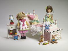 Ann Estelle ~ Robert Tonner ~ Mary Engelbreit mari engelbreit, robert tonner, mary engelbreit, artist doll, doll ann, ann estell, child doll
