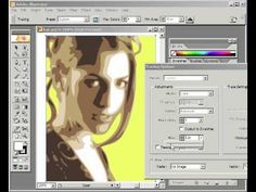 http://library.creativecow.net/mcmahon_frank/livetrace In this video tutorial, Creative COW Leader Franklin McMahon goes over the new Live Trace feature in Adobe Illustrator CS 2.0 that helps create bitmap images to vector illustrations.
