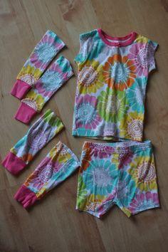 069e55801f LOVE this idea!!! repurposing PJs. Clothes Refashion