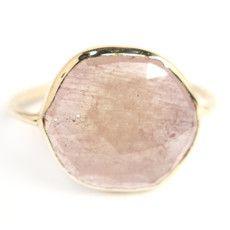 Sapphire Slice Ring | Dream Collective Jewelry