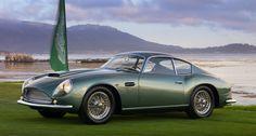 Best Zagato design yet: Aston Martin DB4GT