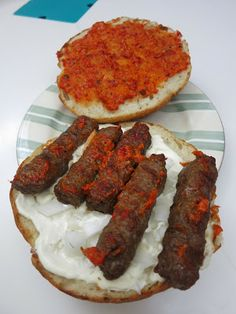 Smokin' Chokin' and Chowing with the King: Cevapi at City Fresh Market