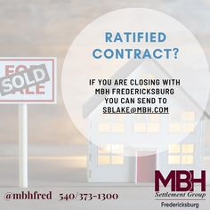 Ratify a contract over the holiday weekend? Congratulations! 🥂   Now it's time to get the ball rolling and that means sending your contract to your title company - Hopefully us!  𝗪𝗵𝗮𝘁 𝗱𝗼 𝘄𝗲 𝗻𝗲𝗲𝗱 𝗳𝗿𝗼𝗺 𝘆𝗼𝘂? 🏠 Contract & all addendums 🏡 Lender's contact info (we will reach out to them) 🏘 Your clients contact info (emails for each & phone #s)  𝗪𝗵𝗲𝗿𝗲 𝘀𝗵𝗼𝘂𝗹𝗱 𝘆𝗼𝘂 𝘀𝗲𝗻𝗱 𝗲𝘃𝗲𝗿𝘆𝘁𝗵𝗶𝗻𝗴 𝗳𝗼𝗿 𝗠𝗕𝗛 𝗙𝗿𝗲𝗱𝗲𝗿𝗶𝗰𝗸𝘀𝗯𝘂𝗿𝗴? 🏘 Sandra Blake… Meant To Be, Congratulations, How To Get, Group, Phone, Holiday, Telephone, Vacations, Holidays