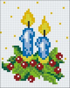 Brilliant Cross Stitch Embroidery Tips Ideas. Mesmerizing Cross Stitch Embroidery Tips Ideas. Cross Stitch Christmas Cards, Xmas Cross Stitch, Simple Cross Stitch, Cross Stitch Cards, Cross Stitch Flowers, Christmas Cross, Cross Stitching, Cross Stitch Embroidery, Cross Stitch Designs