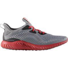 54772faac22a Adidas Men s Alphabounce Running Shoes (Grey Dark Red