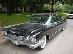 Cadillac : Fleetwood yes TWO 1960 CADILLAC LIMOUSI - http://www.legendaryfinds.com/cadillac-fleetwood-yes-two-1960-cadillac-limousi/