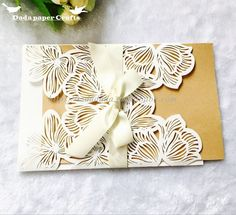 Source HK34 Wholesale Pure White wedding card laser cut hollow Invitation card, marriage supplies on m.alibaba.com