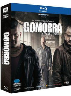 Gomorra - Stagione 02 (4 Blu-Ray) (Blu Ray NUOVO)