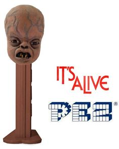 """It's Alive"" PEZ Dispenser"