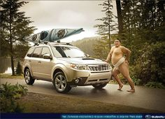 Subaru - Sexier than ever