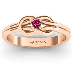 Love Knot Ring #jewlr