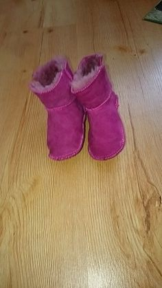 Wildleder Fellschuhe Baby Shoes, Slippers, Clothes, Fashion, Spinning Top, Suede Fabric, Outfits, Moda, Clothing