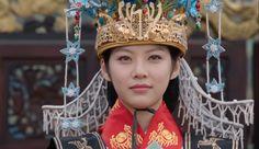 Coronation - Six Flying Dragons - Queen Wongyeong - Gong Seung Yeon