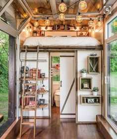 This is the Alpha! Built by New Frontier Tiny Homes🏡 It shall always be a favourite of mine,it's amazing how such a small home can hold so much beauty within it! What do you think? Comment and tag below! #tiny #house #tinyhouse #tinyhousenation #tinyhousemovement #life #DIY #build #architecture #lfl #picoftheday #photooftheday #insta #instagood #instago #instacool #tagsforlikes #love #like #amazing #smile #instafollow #instalike #modern #contemporary #follow #style