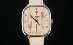 Vintage Medical Slava or Doctors Slava mens watch soviet watch ussr cccp