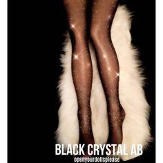 Sale Crystal Fishnet Tights. Black Skin Tone Rhinestone Fishnet... (£8.30) ❤ liked on Polyvore featuring intimates, hosiery, tights, crystal tights, rhinestone fishnet stockings, rhinestone stockings, fishnet stockings and rhinestone fishnet tights