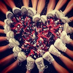 This would be a really cute picture with drill team boots! ;)