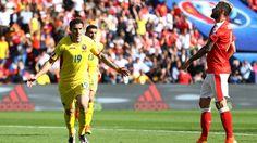 Bogdan Stancu (ROM) - 1st Goal - Romania vs Switzerland 1-1 - Group Stage UEFA Euro 2016