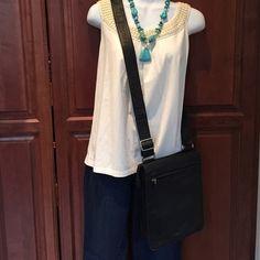 "Selling this ""FOSSIL CROSSBODY TRAVELER/EXPLORER"" in my Poshmark closet! My username is: mzehner2001. #shopmycloset #poshmark #fashion #shopping #style #forsale #Fossil #Handbags"