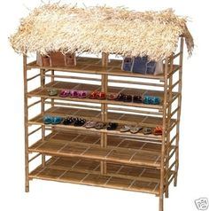 Bamboo Retail Clothing or Display Rack   Large Unit Palapa Tiki Hut Thatched   Great for tropical, asian, surf, zen, tiki, or beach theme decor, stores or homes.    (805) 479-Tiki (8454) M-F 9am-5pm PST or eBay user ID: TIKITOESCA or email address:  TikiToesCa@aol.com Thanks! Michele Craft.  Click on the picture to take you to order page.  Call in your order with a major credit card and mention you saw it on Pinterest and get a free gift!