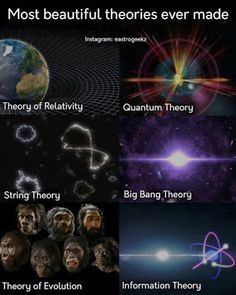 Theories that makes Universe! - Theories that makes Universe! Physics Facts, Physics Theories, Cool Science Facts, Fun Facts, Life Science, Astronomy Facts, Astronomy Science, Space And Astronomy, Astronomy Pictures